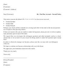 Past Due Invoice Letter Template Overdue Invoice Reminder Template ...
