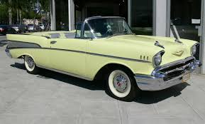 colonial cream 1957 chevrolet paint