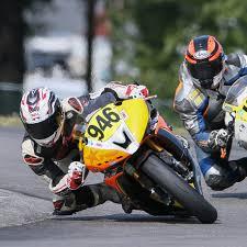 Amateur motorcycle road racing