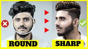 round face hairstyles men