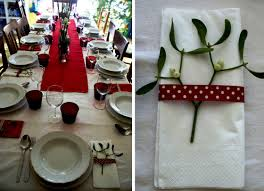 office christmas decoration. Furniture, Captivating Office Christmas Banquet Decoration With Bouquet On Red Cloth White Meeting Table A