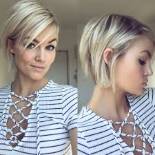 Krissafowles Short Choppy Blonde Hair Vlasy Hår Ideer Kort Hår