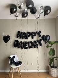 diy birthday decorations