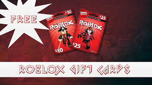 free roblox gift card codes 2018 working
