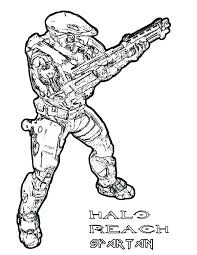 military coloring page military coloring sheets page halo reach spartan army pages printable free vehicle p