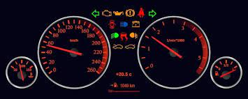 volkswagen dashboard lights meaning