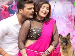 Khesari Lal Yadav and Priyanka Singh release their new Bhojpuri song  'Kukura Chahet Dela' | Bhojpuri Movie News - Times of India