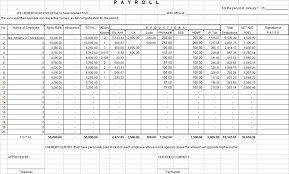 Payroll System 20 Or Less Employees