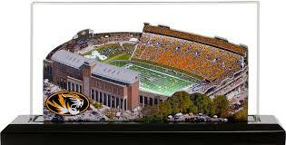 Lsu Stadium Seating Chart 3d Missouri Tigers Faurot Field 3d Stadium Replica