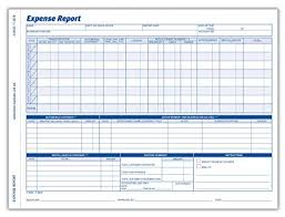 Amazon Com Adams Weekly Expense Report Forms 2 Part Carbonless