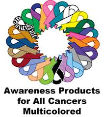 Ribbon Color Cancer Type Cancer Awareness Products