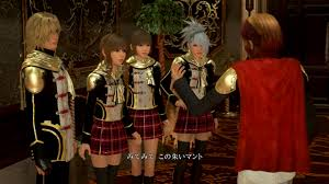 Final Fantasy Type-0 HD review | gamesTM - Official Website