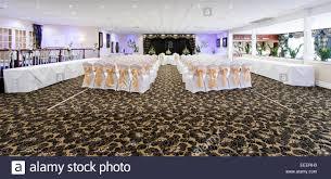 wedding reception layout a wedding reception layout in a hotel stock photo 77772495 alamy