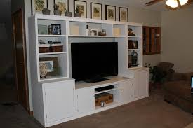white media center. Fine Center Ana White  Logan Media Center  Classic Storage Collection  DIY Projects In N