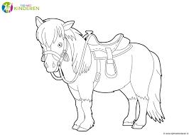 Goed Kleurplaat Van Paarden Kleurplaat 2019