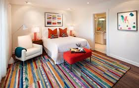 Contemporary Colorful Bedroom Design Concept Modern Bedroom Ideas Interior  Design Color Palette Vivid Color Palettes For