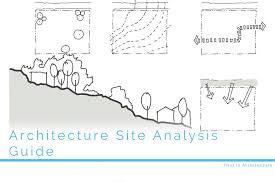 Proximity Chart Architecture Architecture Site Analysis Guide Data Collection To