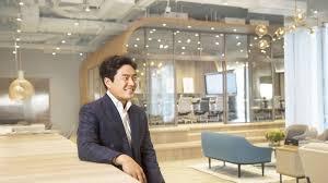 hk open office space. zen soo hk open office space y