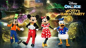 Disney On Ice Raleigh Nc Seating Chart Disney On Ice Presents Mickeys Search Party Pnc Arena