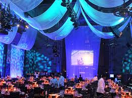 Charity Ball Decorations Adorable HGTV Star Vern Yip Designs Mosquito NettingInspired Decor For