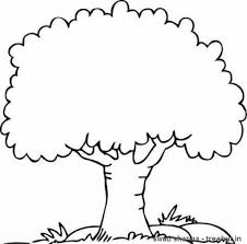 Small Picture Tree Color Page Click The State Coloring Pages With Throughout