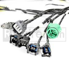 rywire com budget d b series tucked engine harness obd1 budget d b series tucked engine harness