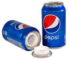 Pepsi Can Designs Amazon Com Pepsi Cola Diversion Safe Can Standard Design