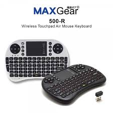lg tv keyboard. maxgear wireless 500-r air mouse keyboard remote android tv box player lg tv