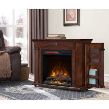 prokonian electric fireplace with 37 mantel spd15016 cherry