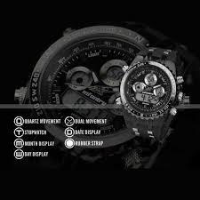 sport edition mens digital analog tactical waterproof watch sport edition mens digital analog tactical waterproof watch