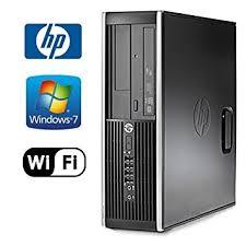amazon com hp compaq 8200 elite sff intel core i7 2600 3 40ghz hp compaq 8200 elite sff intel core i7 2600 3 40ghz 4gb ddr