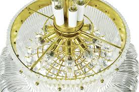 art deco 50s era acrylic chandeliers from the infamous sabre room in hickory hills illinois