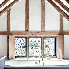 country bathroom shower ideas. awesome attic bathroom with exposed beams country designs photos and shower ideas b