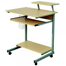 compact office. contemporary office homegear compact home office computer desk on wheels maple and r