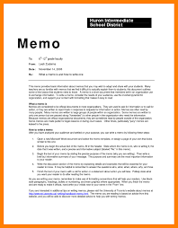 Business Memo Format Business Memo Format Closing Examples And Forms