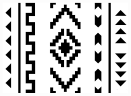 1000 Ideas About Navajo Pattern On Pinterest  Mid Century Chair Native American Patterns And