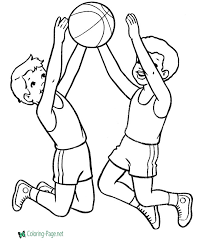 Get free printable coloring pages for kids. Sports Coloring Pages