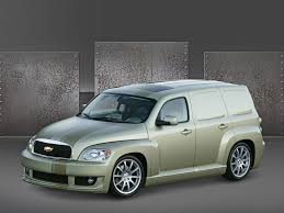 All Chevy chevy 2005 : 2005 Chevy HHR Tuner Panel at SEMA - Side Angle - 1024x768 Wallpaper