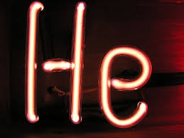 Interhomeopathy - The Noble Gases: the starry night of Helium