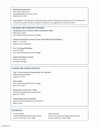 Resume For A First Job Elegant Student Resume Examples First Job