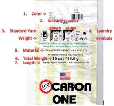 How To Read A Yarn Label Part 1 Knubee