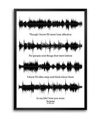 Beatles Quotes Love Beauteous Amazon Lab No 48 The Beatles In My Life Lyrics Quotes Framed