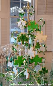 st patrick day shamrock decorations ideas. st patrick day shamrock decorations ideas patricku0027s table setting with cookie tree