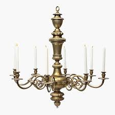 an english brass eight light chandelier 20th century sold for 1 250 in the interiors on 25 26 august 2016 at christie s in new york