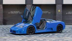 From 1991 to 1995, when the company was liquidated. Bugatti S First Chiron Was A Lamborghini Diablo With A W18 Engine