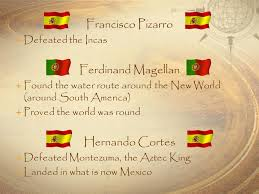 Hernan Cortes And Francisco Pizarro Venn Diagram Age Of Exploration Ppt Video Online Download
