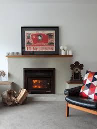 budget friendly wood burning fireplaces