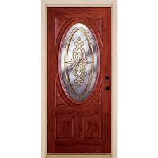 home depot front doors with sidelightsMediterranean  Front Doors  Exterior Doors  The Home Depot