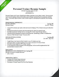 sample fitness instructor resume personal trainer resume sample zumba  instructor resume sample