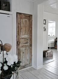 recycled door